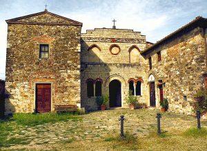 Pieve di San Cresci and adjoining buildings