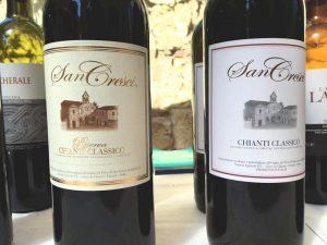 San Cresci wines